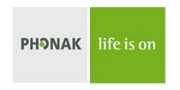 Kuulostudion edustukset: Phonak