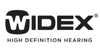 Kuulostudion edustukset: Widex